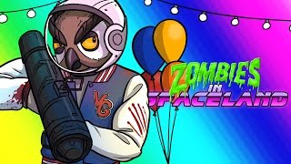Download Infinite Warfare Zombies - Spaceland 1st Attempts! (Funny Moments & Fails) Video