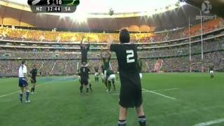 Download Highlights - All Blacks v Springboks in Johannesburg Video