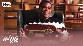 Download The Last OG: Tracy Morgan Receives the Key to Brooklyn | TBS Video