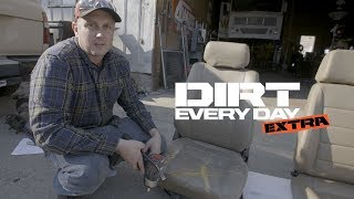 Download Upgrading Landcruiser seats to a set of Corbeau's - Dirt Every Day Extra Video