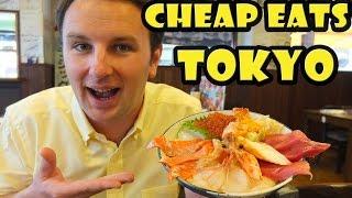 Download Best Cheap Eats in Tokyo Japan Video