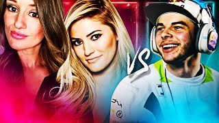 Download NADESHOT vs. iJUSTINE & JENNA - 2v1 CALL OF DUTY Video