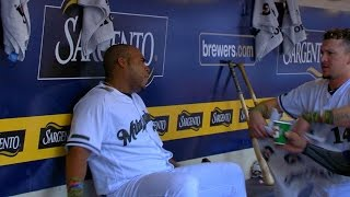 Download 5/28/17: Santana leads Brewers to second straight win Video