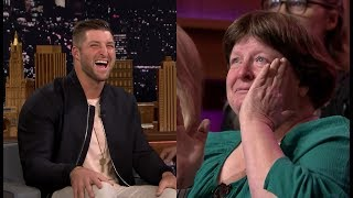 Download Tim Tebow Had To Turn Down This Girl's Invite To Prom – But What He Did Next Left Her Mom In Tears Video