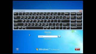 Download How to Reset a Windows Password Through a Backdoor Video