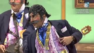 Download Chirigota Las verdades del banquero, SEMIFINALES del Carnaval de Cádiz 2013 Video