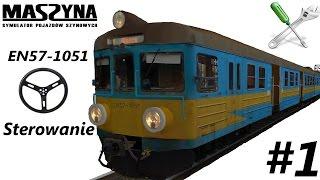 Download MaSzyna - #1 Poradnik ″Sterowanie EN57-1051″ Video