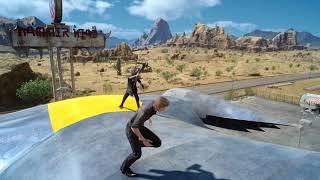 Download FFXV Episode Ignis - Noctis battle Video