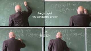 Download François Englert, The formula of the universe Video