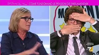 Download Danilo Toninelli (M5S) ospite a L' aria che Tira 15/9/2017 Video