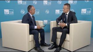 Download ITU TELECOM WORLD 2019: Péter Szijjártó, Minister of Foreign Affairs and Trade, Hungary Video