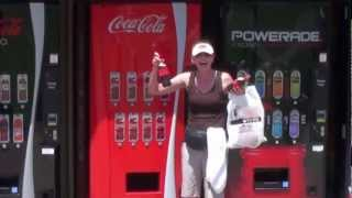 Download Coca-Cola Happiness Machine at the World of Coca-Cola in Atlanta Video