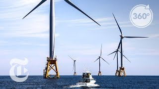 Download An 'Awesome' View At America's First Offshore Wind Farm | The Daily 360 | The New York Times Video