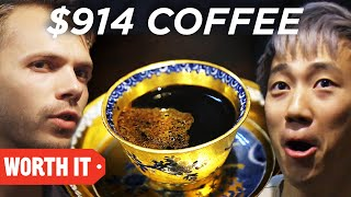 Download $1 Coffee Vs. $914 Coffee • Japan Video