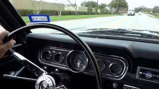 Download 1966 Ford Mustang 289 V8 Classic Coupe cruisin' Video