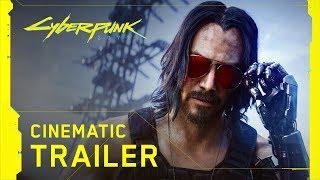 Download Cyberpunk 2077 — Official E3 2019 Cinematic Trailer Video
