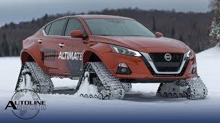 Download Altima w/ Snow Tracks! More Job Cuts in U.S. - Autoline Daily 2513 Video