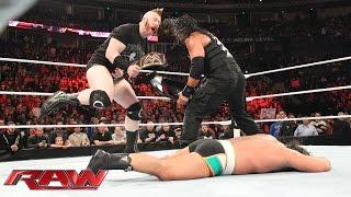 Download Roman Reigns vs. Rusev: Raw, November 23, 2015 Video