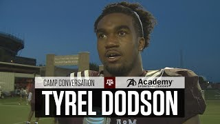 Download 2017 Training Camp   Conversation: Tyrel Dodson Video