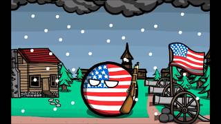 Download History of the United States of America - Countryball version [Finished 2015] Video