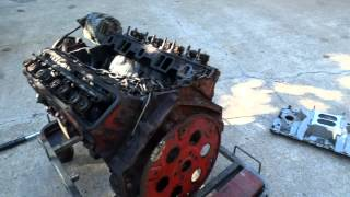 Download HOW TO FIX A LOCKED UP ENGINE FROM SITTING FOR YEARS * A CROWBAR WORKED FOR ME YEE HAA REDNECKIN' Video