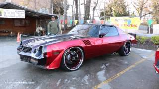 Download WhipAddict: T-Top 78' Chevrolet Camaro Z28 on Forgiato 22s, 502 Motor, Custom Paint, Ride Out Video