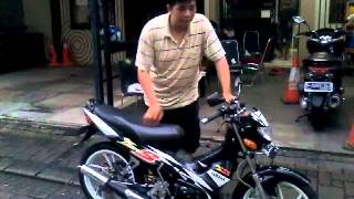 Download Yamaha tiara 120s full original 2001 Video