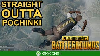 Download STRAIGHT OUTTA POCHINKI - PUBG Xbox One X Gameplay Video