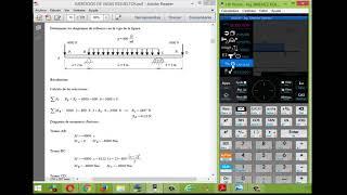 VigaPRO v1 1 HP PRIME: programa para el calculo de vigas Version