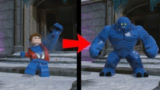 Download LEGO Marvel Superheroes 2 - All Character Transformations Video