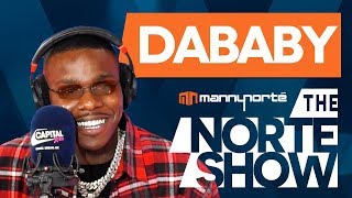 Download DaBaby Reveals The Real Story Behind 'Babysitter'   The Norte Show   Capital XTRA Video