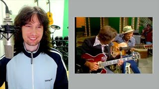 Download British guitarist reacts to Chet Atkins AND Jerry Reed's stupendous ability level! Video