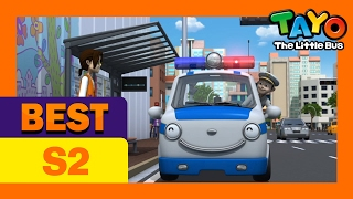 Download The Perfect duo, Rookie and Pat l Popular Episode l Tayo the Little Bus l S2 #02 Video