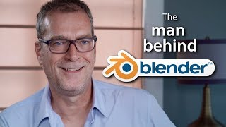 Download ″Money doesn't interest me″ - Creator of Blender talks about its future Video