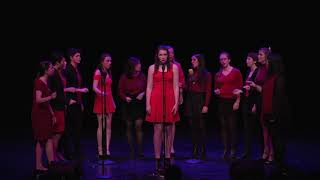 Download December End-of-Semester A Cappella Show Video