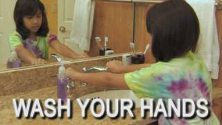 Download Wash Your Hands Video