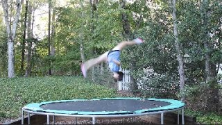 Download How to do a Back Aerial (Trampoline) Video