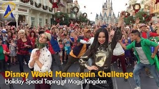 Download Disney Holiday Mannequin Challenge on Main Street with Descendants 2 cast Video