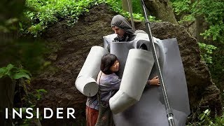 Download How Hollywood Actors Work Alongside Giant CGI Characters | Movies Insider Video