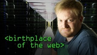Download Birthplace of the World Wide Web - Computerphile Video