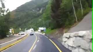 Download Traversée du tunnel du Mont Blanc Video