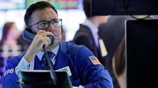 Download US stocks jump as trade tensions ease Video