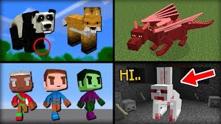 Download ✔ Minecraft: 10 Mobs That Were Removed Video