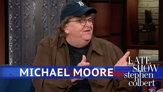 Download Michael Moore Believes America Is A Liberal Country Video