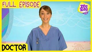 Download Let's Play: Doctor | FULL EPISODE | ZeeKay Junior Video