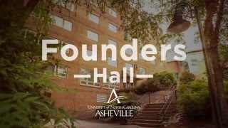 Download UNC Asheville - Founders Hall Video