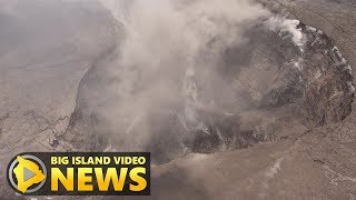 Download Kilauea Volcano Summit Change Observed (June 1, 2018) Video