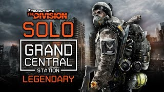 Download The Division 1.8.1 - Solo Grand Central Legendary Complete Video