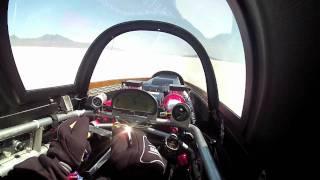 Download Speed Demon 426 mph Run - Cockpit View Video