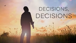 Download Decisions, Decisions - Motivational Video Video